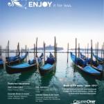 Globus World Traveler Holdings magazine ad