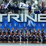 Trine University Cheer Poster