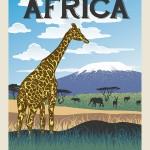 Tour Africa poster