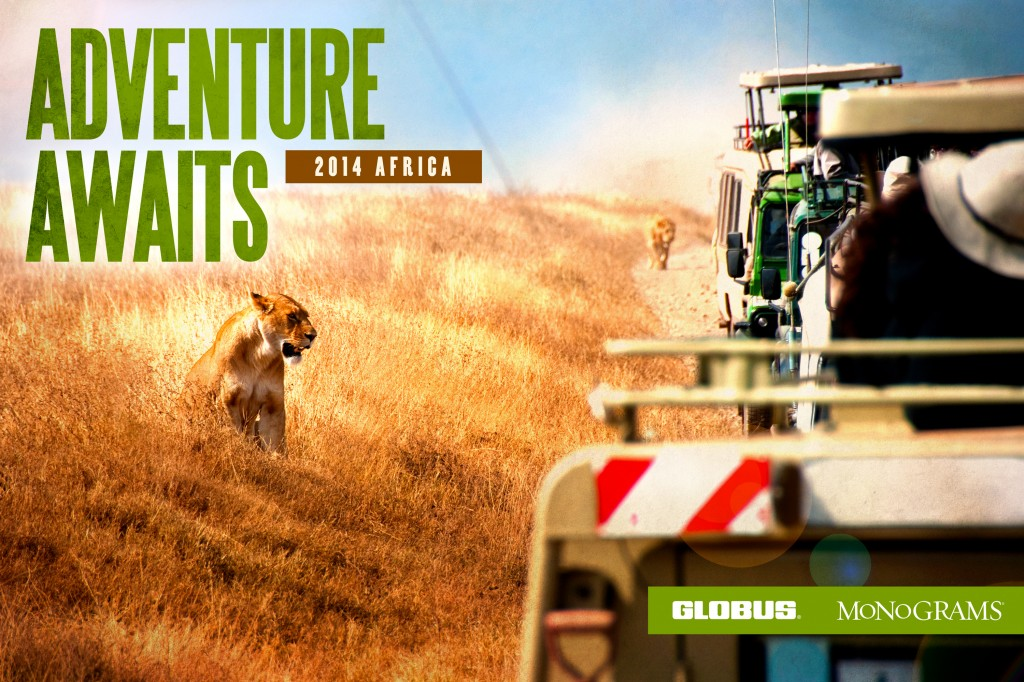 Adventures by Globus poster