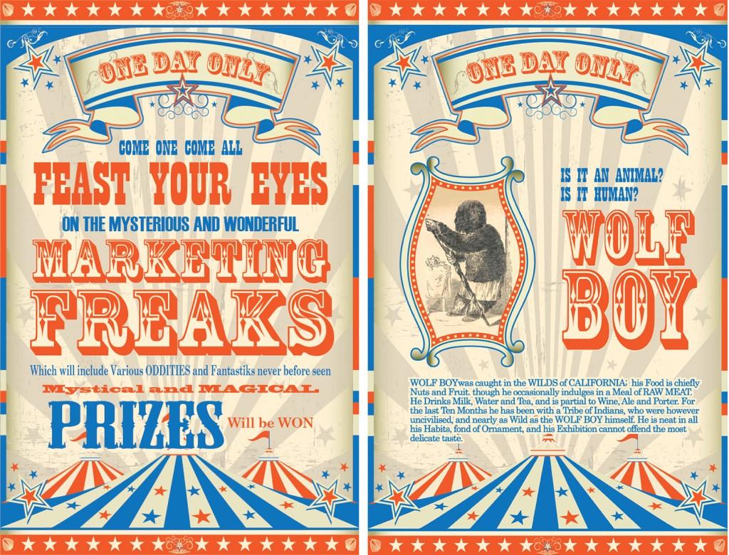 Marketing Freaks posters