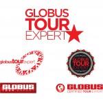 Globus Tour Expert logo concepts