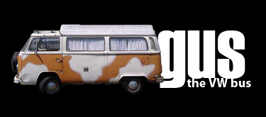 Gus the VW Bus