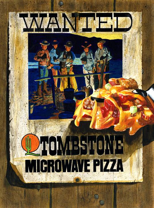 Tombstone Microwave Pizza
